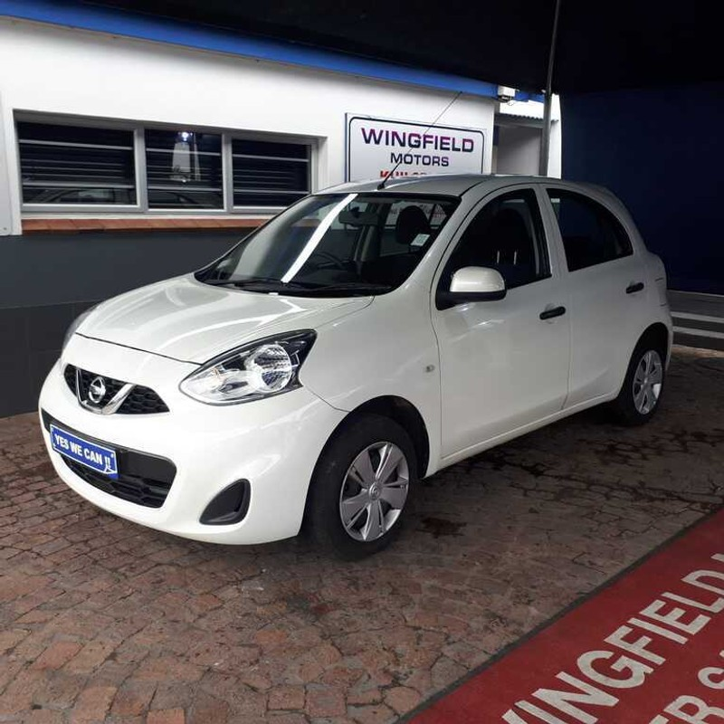 2018 Nissan Micra 1.2 Active Visia Western Cape Kuils River_0