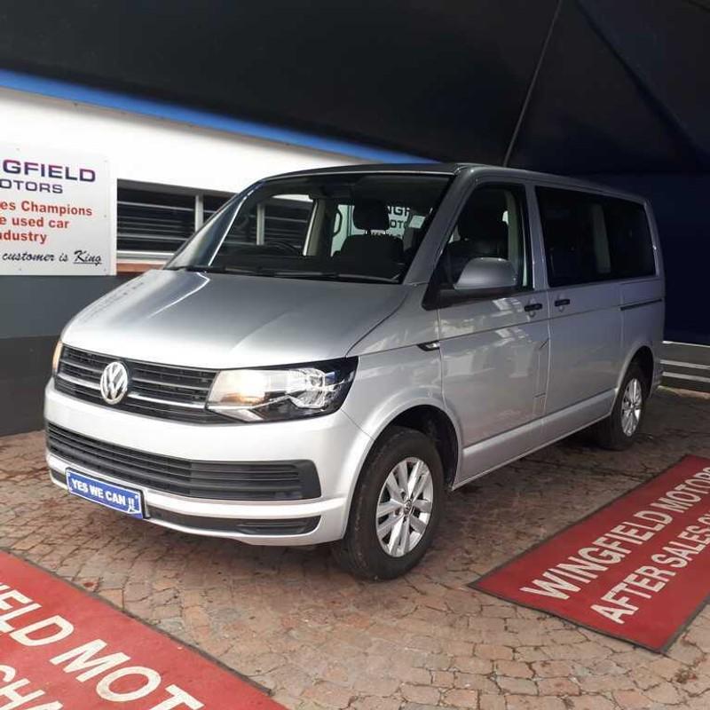 2019 Volkswagen Transporter T6 KOMBI 2.0 TDi DSG 103kw Trendline Plus Western Cape Kuils River_0