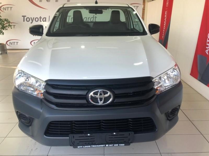 2020 Toyota Hilux 2.0 VVTi AC Single Cab Bakkie Limpopo Louis Trichardt_0