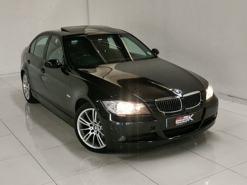 2008 BMW 3 Series 325i Sport At e90  Gauteng Johannesburg_0