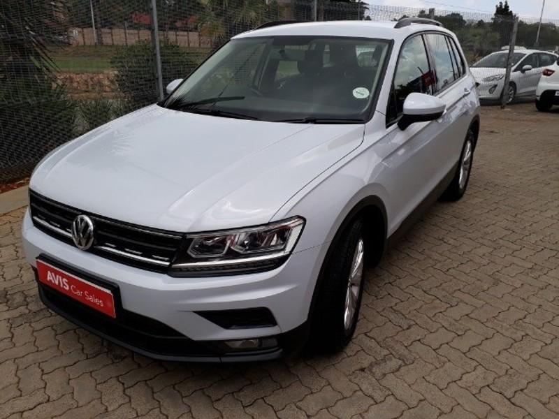 2019 Volkswagen Tiguan 1.4 TSI Trendline DSG 110KW Gauteng Roodepoort_0