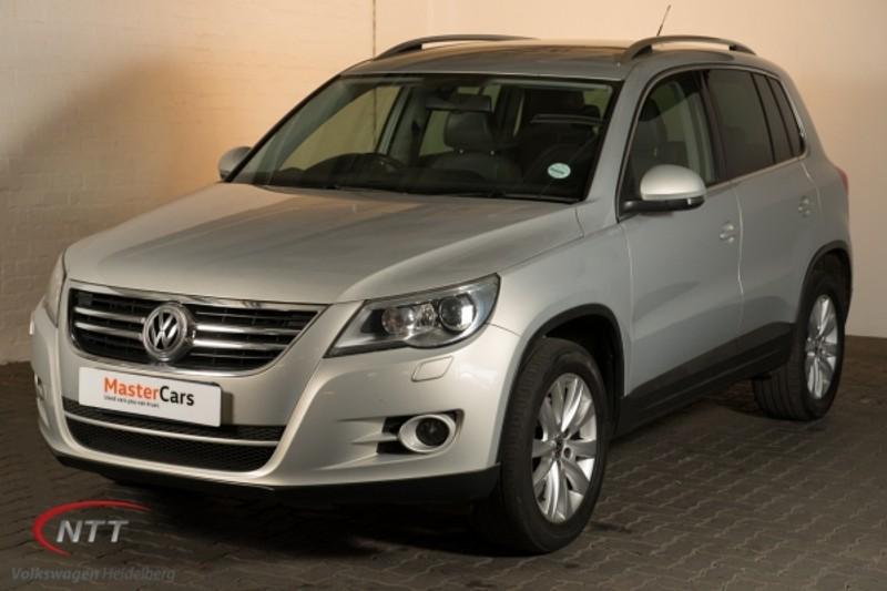 2008 Volkswagen Tiguan 2.0 Tdi Sport-style 4m Tip  Gauteng Heidelberg_0