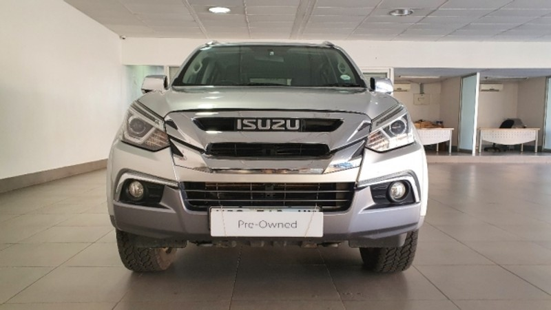 2019 Isuzu MU-X 3.0D Auto North West Province Klerksdorp_0