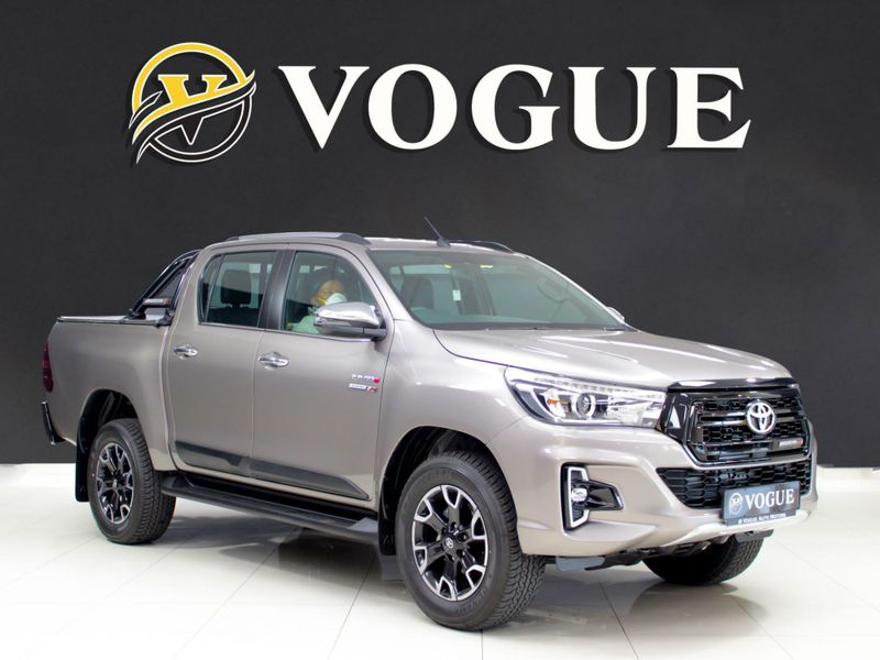 2020 Toyota Hilux 2.8 GD-6 RB Auto Raider Double Cab Bakkie Gauteng_0