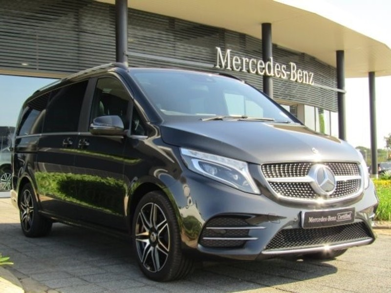 2020 Mercedes-Benz V-Class V250d  Avantgarde Auto Kwazulu Natal Umhlanga Rocks_0