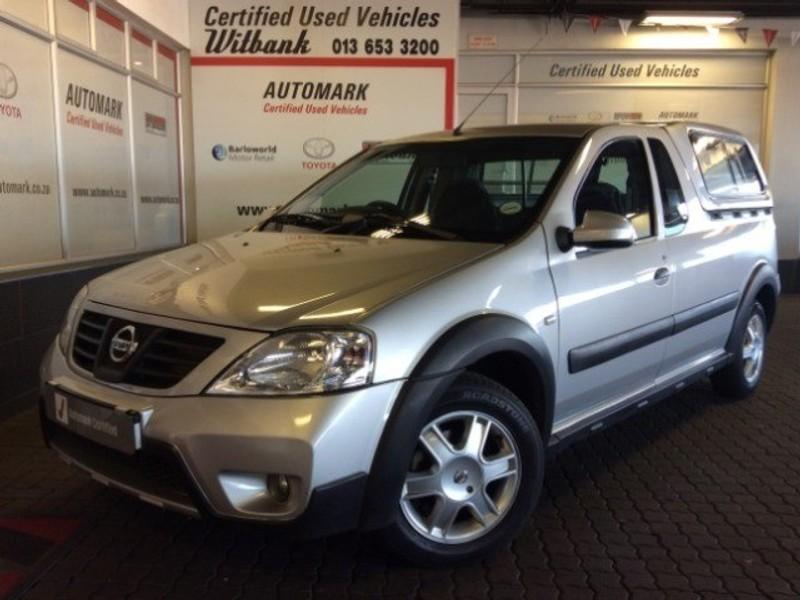 2012 Nissan NP200 1.6 Se Pu Sc  Mpumalanga Witbank_0