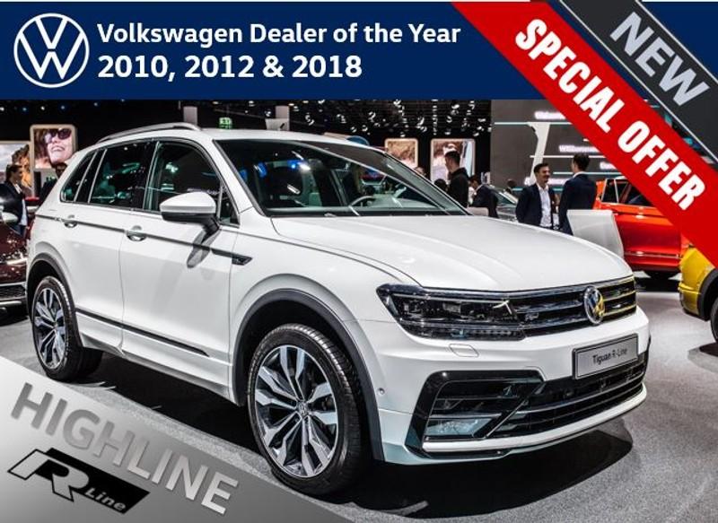 2020 Volkswagen Tiguan 2.0 TSI Highline 4MOT DSG Gauteng Johannesburg_0