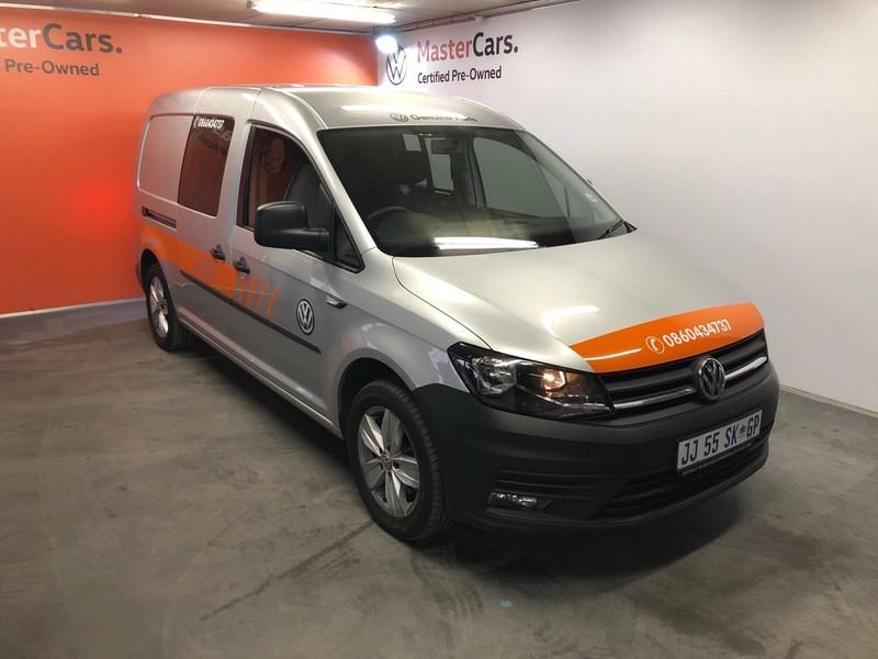 2020 Volkswagen Caddy MAXI Crewbus 2.0 TDi Gauteng Johannesburg_0