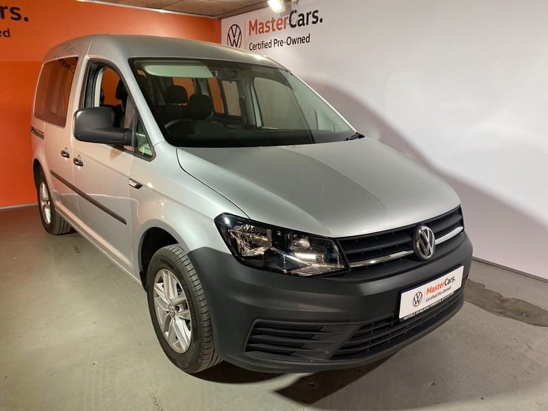 2019 Volkswagen Caddy Caddy4 Crewbus 1.6i 7-Seat Gauteng Johannesburg_0