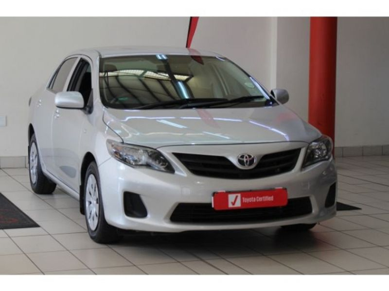 2016 Toyota Corolla Quest 1.6 Mpumalanga Barberton_0