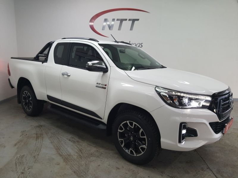 2020 Toyota Hilux 2.8 GD-6 RB Raider Auto PU ECAB Mpumalanga Delmas_0