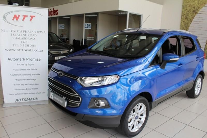 2017 Ford EcoSport 1.5TiVCT Titanium Auto Limpopo Phalaborwa_0