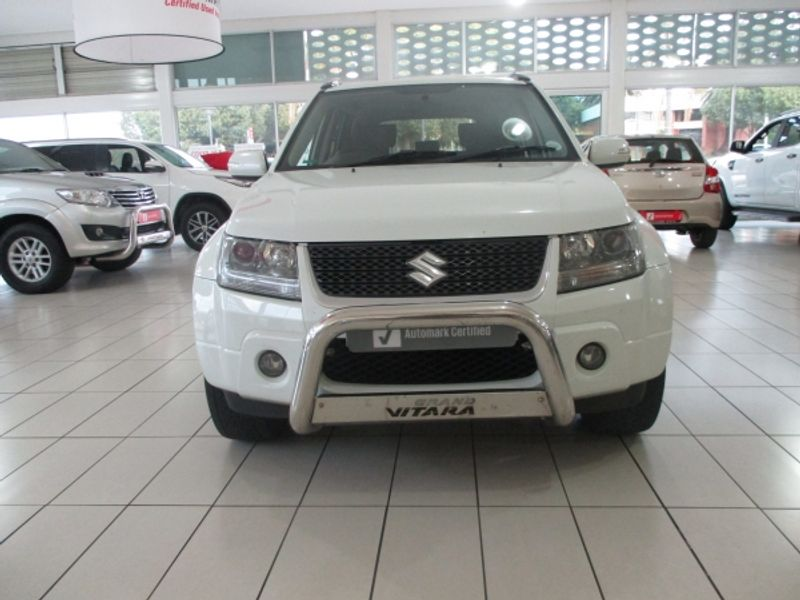2011 Suzuki Grand Vitara 2.4 At  Kwazulu Natal Vryheid_0