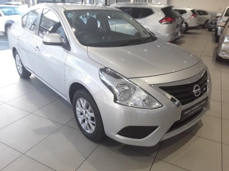 2018 Nissan Almera 1.5 Acenta Free State Bloemfontein_0