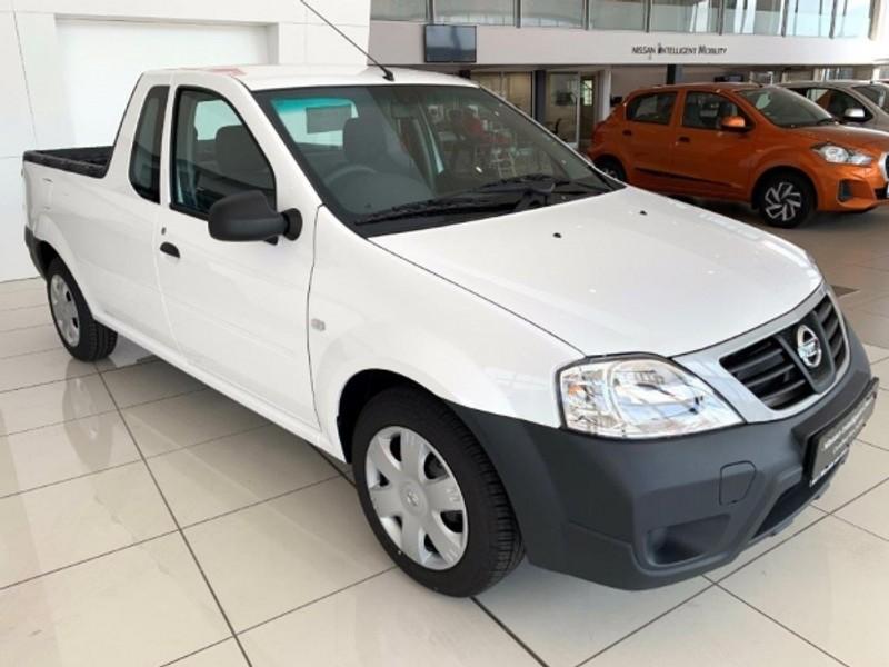 2020 Nissan NP200 1.6  Ac Safety Pack Pu Sc  Mpumalanga Secunda_0
