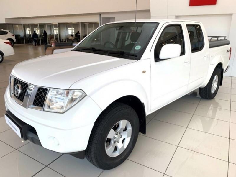 2011 Nissan Navara 2.5 Dci Se 4x4 Pu Dc  Mpumalanga Secunda_0