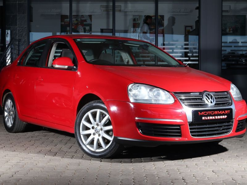 2007 Volkswagen Jetta 1.9 Tdi Comfortline  North West Province Klerksdorp_0
