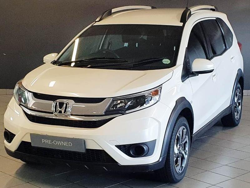 2017 Honda BR-V 1.5 Comfort CVT Gauteng Alberton_0