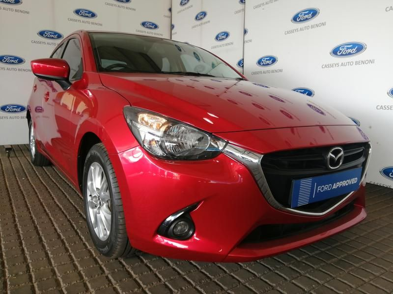 2016 Mazda 2 1.5 Dynamic Auto 5-Door Gauteng Johannesburg_0