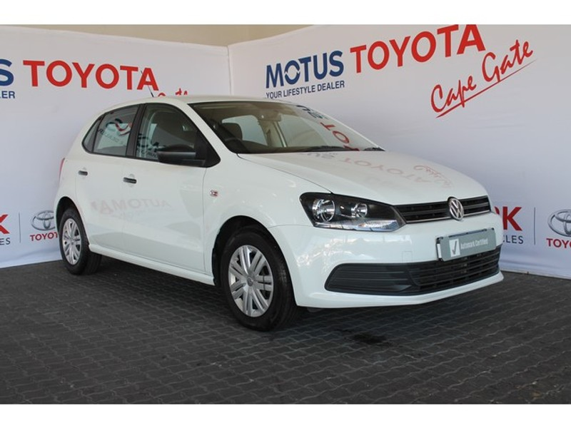 2018 Volkswagen Polo Vivo 1.4 Trendline 5-Door Western Cape Brackenfell_0