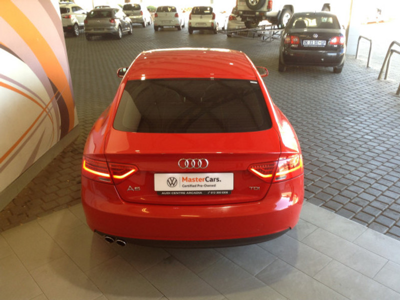 Used Audi A5 AUDI A5 SPORTBACK 2.0 TDI MULTI for sale in ...