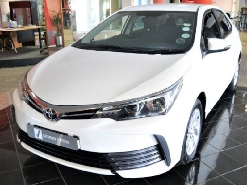 2017 Toyota Corolla 1.6 Prestige Western Cape Tygervalley_0