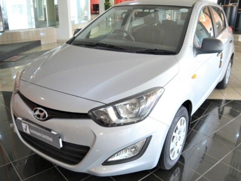 2014 Hyundai i20 1.2 Motion  Western Cape Tygervalley_0