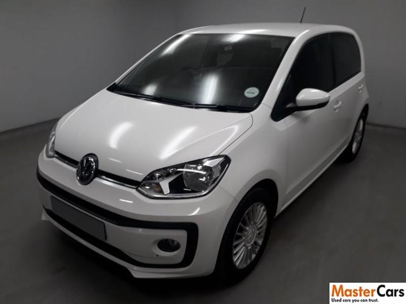 2020 Volkswagen Up Move UP 1.0 5-Door Western Cape Cape Town_0