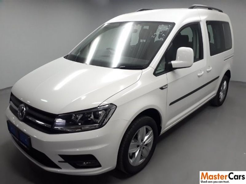 2020 Volkswagen Caddy 1.0 TSI Trendline Western Cape Cape Town_0