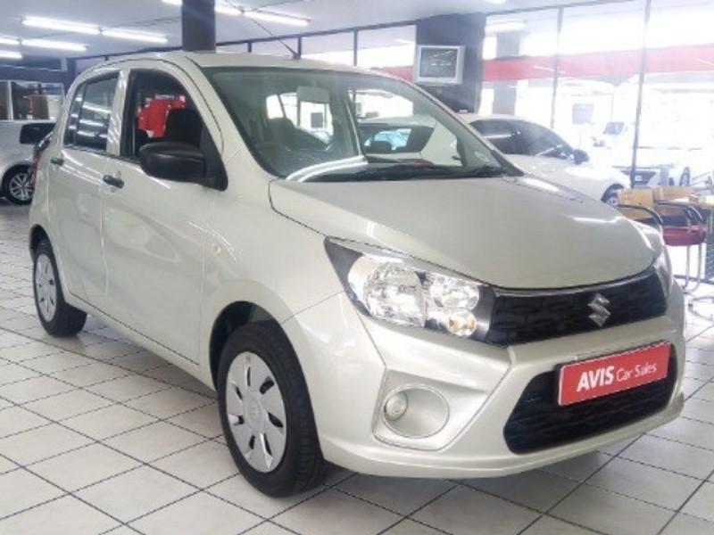 2019 Suzuki Celerio 1.0 GA Gauteng Randburg_0