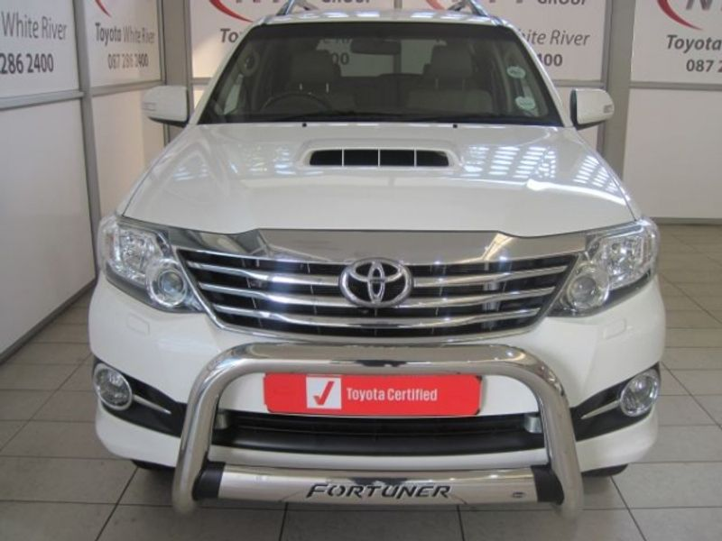 2015 Toyota Fortuner 3.0d-4d Rb  Mpumalanga White River_0