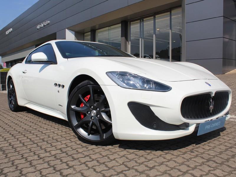 2014 Maserati Granturismo  Kwazulu Natal Pietermaritzburg_0