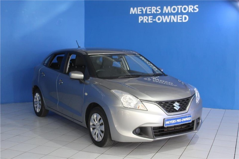 2018 Suzuki Baleno 1.4 GL 5-Door Eastern Cape East London_0