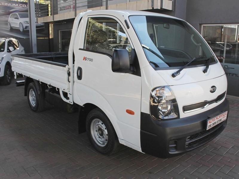 2015 Kia K2700 Workhorse PU CC Gauteng Pretoria_0