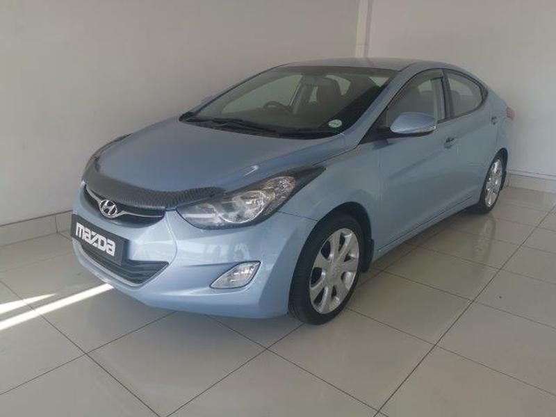 2012 Hyundai Elantra 1.8 Gls  Gauteng Boksburg_0