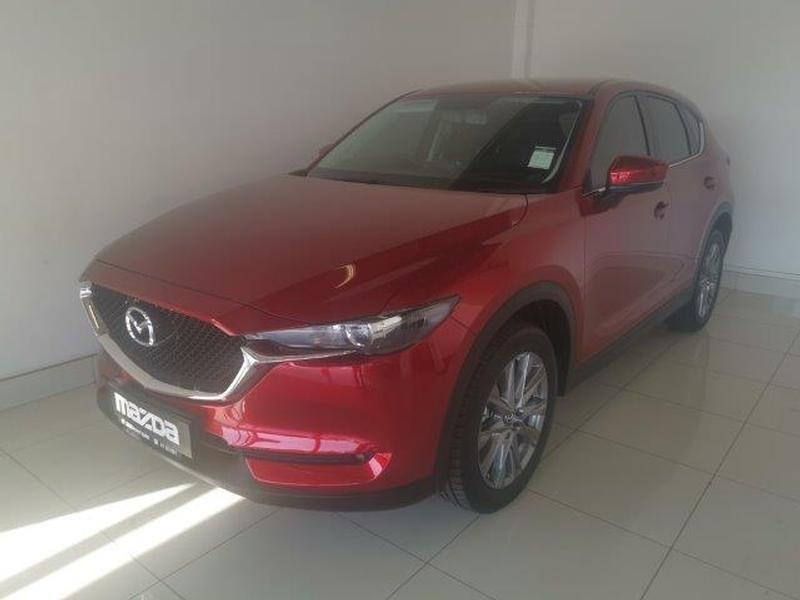 2020 Mazda CX-5 2.0 Dynamic Auto Gauteng Boksburg_0