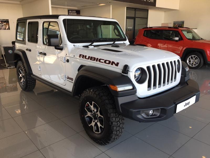 2020 Jeep Wrangler UNLTD Rubicon 3.6 V6 Gauteng Johannesburg_0