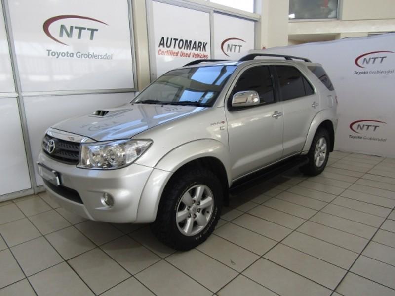 2010 Toyota Fortuner 3.0d-4d Rb  Limpopo Groblersdal_0