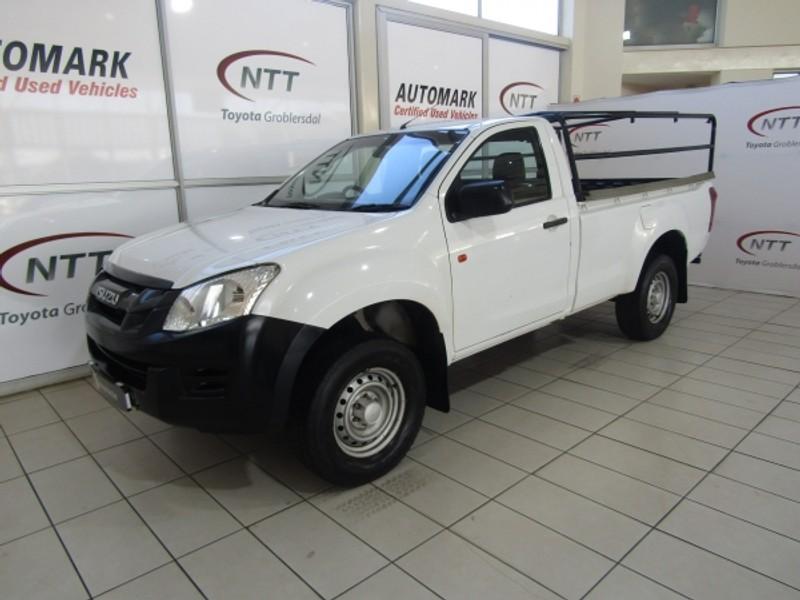 2015 Isuzu KB Series 250 D-TEQ Fleetside Single cab Bakkie Limpopo Groblersdal_0