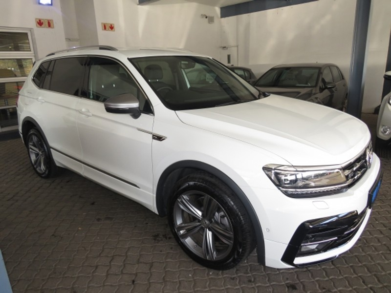 2020 Volkswagen Tiguan Allspace  2.0 TSI Comfortline 4MOT DSG 132KW Western Cape Stellenbosch_0