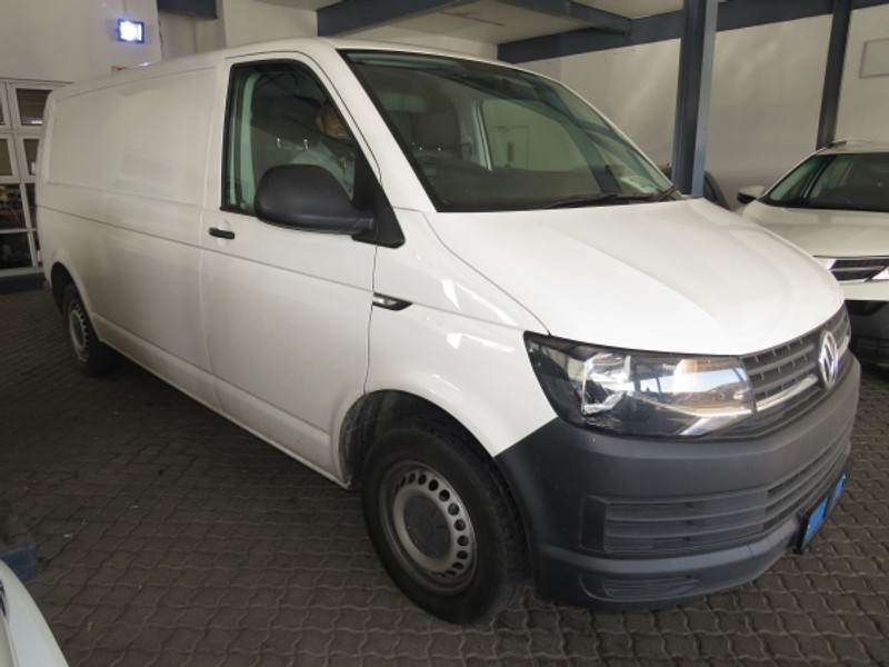 2020 Volkswagen Transporter T6 2.0TDi LWB 75KW FC PV Western Cape Stellenbosch_0
