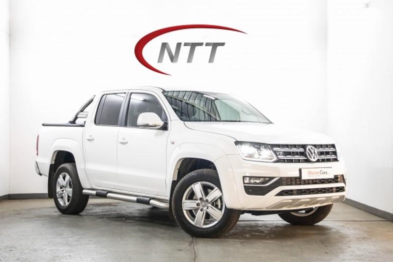 2020 Volkswagen Amarok 3.0 TDi Highline 4Motion Auto Double Cab Bakkie North West Province Potchefstroom_0