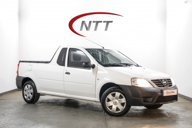 2018 Nissan NP200 1.5 Dci  Ac Safety Pack Pu Sc  North West Province Potchefstroom_0