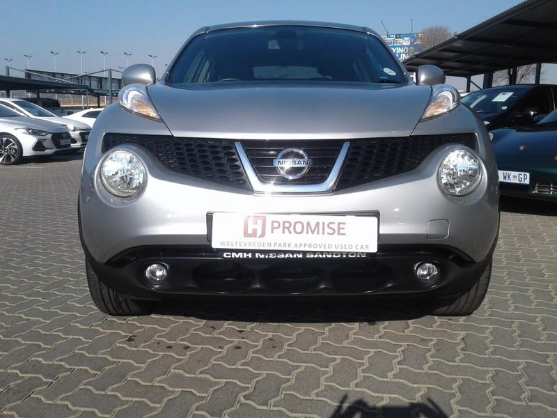 2012 Nissan Juke 1.6 Dig-t Tekna  Gauteng Roodepoort_0