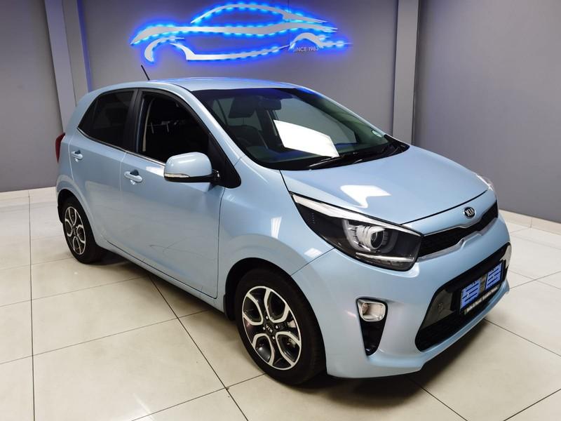 2018 Kia Picanto 1.2 Smart Auto Gauteng Vereeniging_0