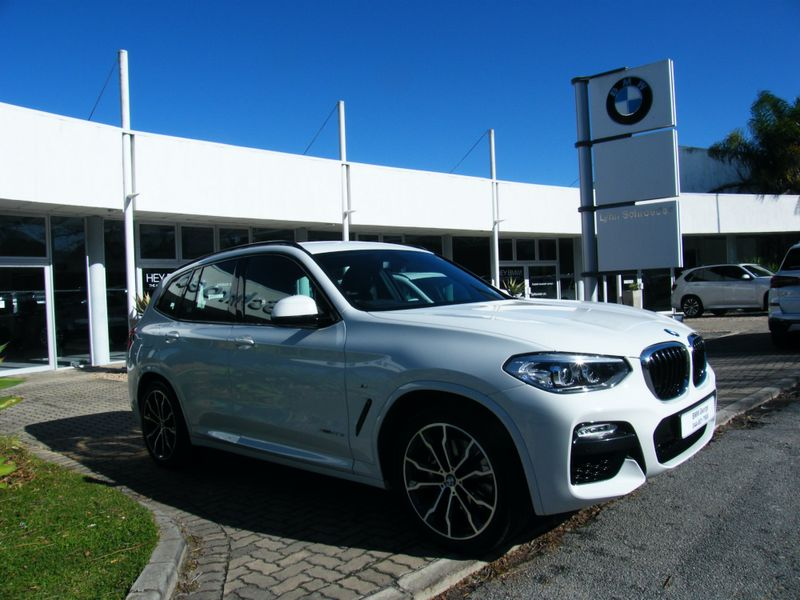 Used BMW X3 xDRIVE 30d M Sport (G01) for sale in Western ...