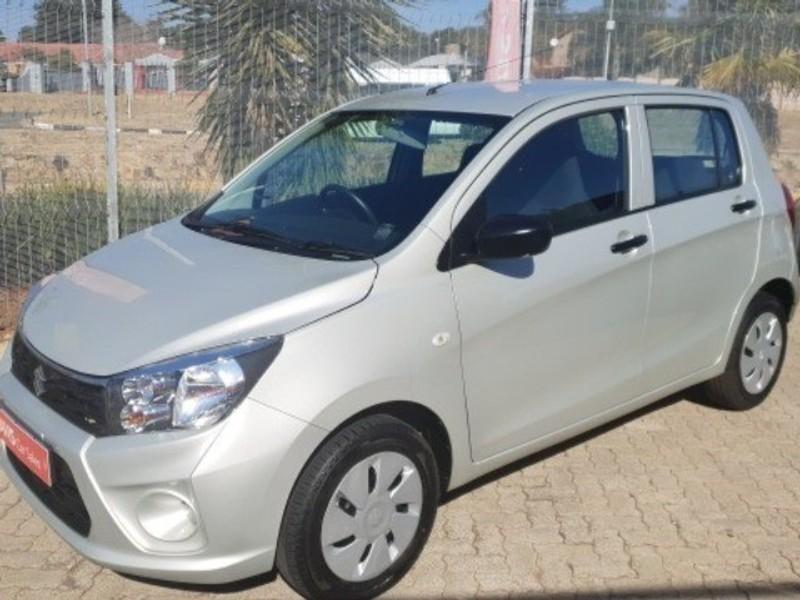 2019 Suzuki Celerio 1.0 GA Gauteng Roodepoort_0