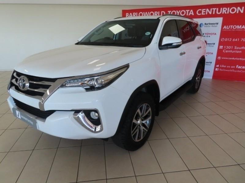 2017 Toyota Fortuner 2.8GD-6 RB Auto Gauteng Centurion_0