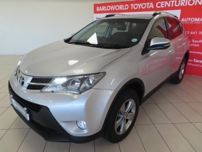 2015 Toyota Rav 4 2.0 GX Auto Gauteng Centurion_0