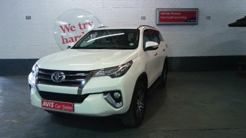 2019 Toyota Fortuner 2.4GD-6 4X4 Auto Western Cape Bellville_0